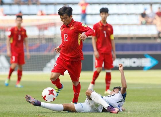 U20 Việt Nam dừng bước chinh phục ảnh 2