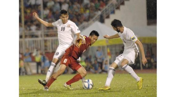 Việt Nam hòa Jordan 0 - 0 ảnh 4