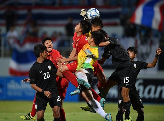Việt Nam thắng Thái Lan ở giải U15 Đông Nam Á 2017: Cú hích từ sân chơi trẻ. ảnh 1