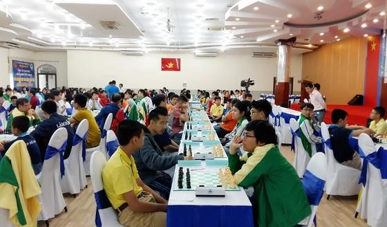 Các kỳ thủ tham dự nội dung cờ tiêu chuẩn
