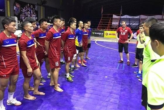 Công bố lịch thi đấu môn futsal tại SEA Games 2017: Việt Nam gặp Thái Lan trận ra quân ảnh 1