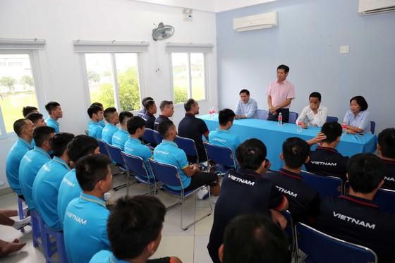 Futsal nhận nhiệm vụ săn huy chương ảnh 1