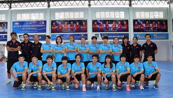 Futsal nhận nhiệm vụ săn huy chương ảnh 2