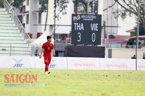 U22 Việt Nam bị loại sau trận thua lụn bại ảnh 2