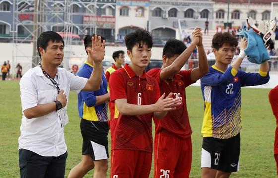 U22 Việt Nam bị loại sau trận thua lụn bại ảnh 1