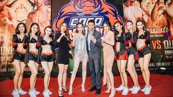 Nhiều ngôi sao của làng giải trí Việt Nam đã hội tụ trong đêm chung kết