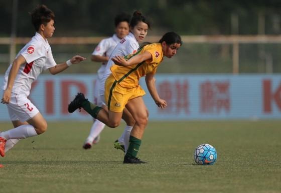 Việt Nam thua cả 3 trận tại VCK.