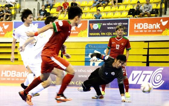Giải futsal vô địch Đông Nam Á 2017: Indonesia thắng đậm Philippines 21-0 ảnh 1