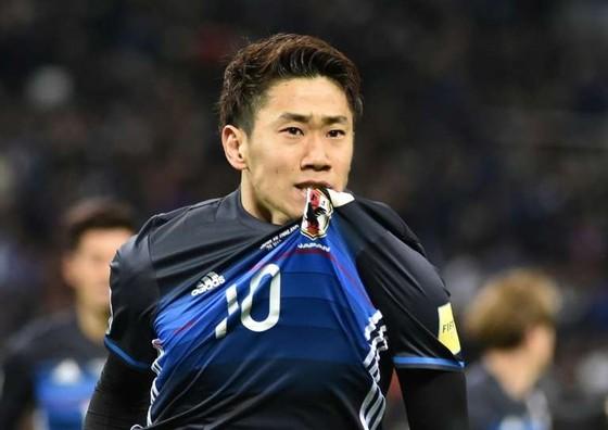 Kagawa đang phấn đấu để trở lại đội tuyển Nhật Bản