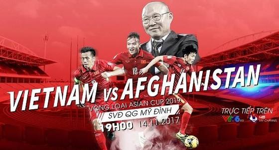 Trực tiếp vòng loại Asian Cup 2017: Việt Nam vất vả giành 1 điểm