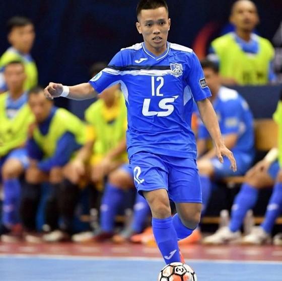 Cầu thủ xuất sắc nhất giải VĐQG 2017 Phạm Đức Hòa. Ảnh: ĐỘC LẬP