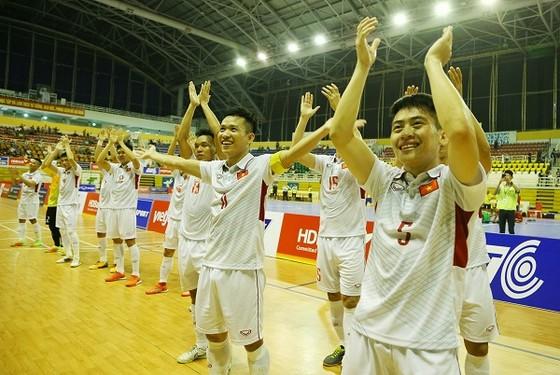 ĐT futsal Việt Nam chuẩn bị hội quân để hướng đến giải châu Á. Ảnh: BẠCH DƯƠNG