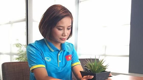 Cựu tuyển thủ Văn Thị Thanh