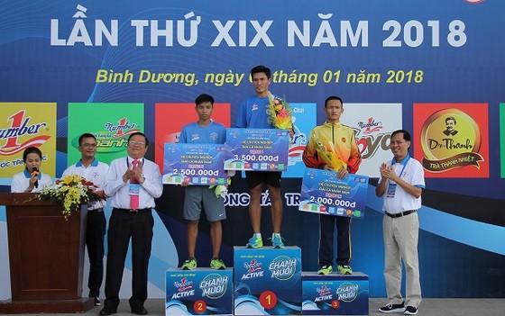 Giải Việt dã chào năm mới - BTV 2018 ảnh 1