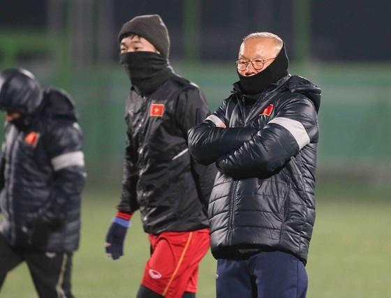 Côn Sơn chào đón U23 Việt Nam bằng cái lạnh 0 độ ảnh 4