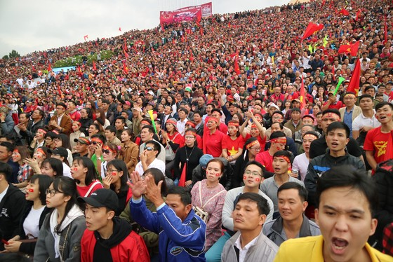 U23 Việt Nam - U23 Uzbekistan 1-2, VÀNG RƠI PHÚT CHÓT ảnh 54