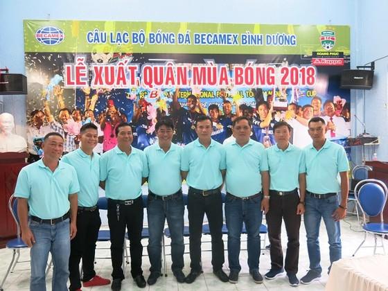 CLB Becamex Bình Dương xuất quân tham dự mùa bóng 2018 ảnh 2