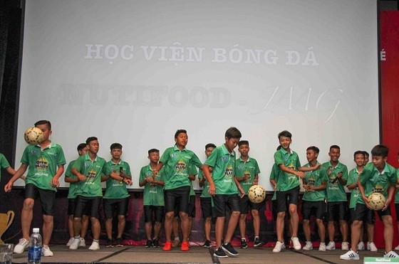 Ông Trần Thanh Hải: Mục tiêu là hướng đến sự phát triển của bóng đá Việt Nam ảnh 1