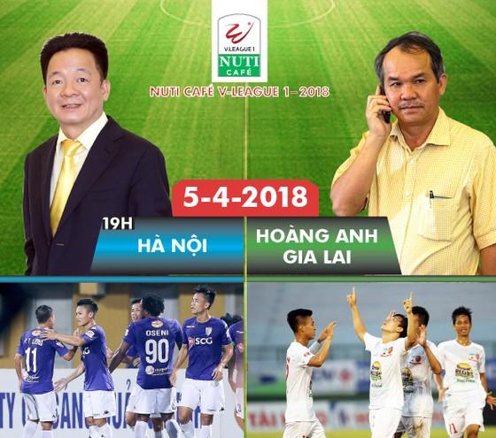 CLB Hà Nội có nhiều ưu thế trong cuộc tiếp đón HA.GL. Infographic: HỮU VI