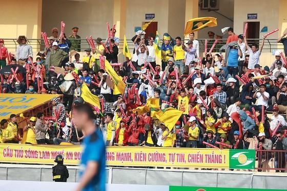 Đánh bại Tampines Rovers, SLNA tiếp tục dẫn đầu bảng G ảnh 1