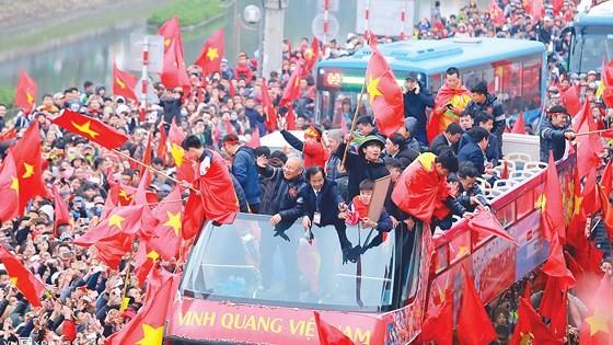 Hy vọng Ban chấp hành VFF khóa VIII sẽ tiếp tục đưa bóng đá Việt Nam bay cao