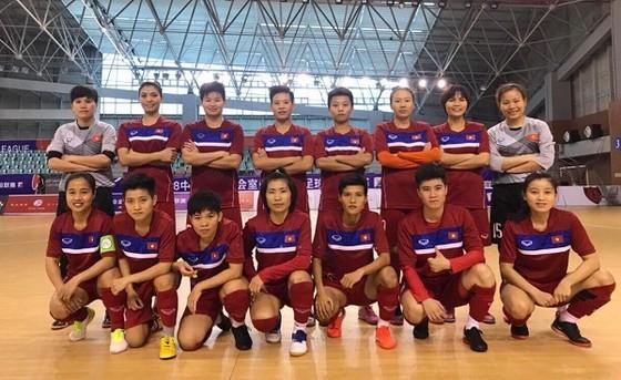 Đội tuyển nữ futsal Việt Nam
