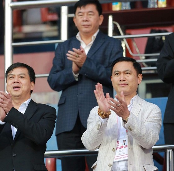 Ông Trần Anh Tú bất ngờ rút lui không tranh cử ghế phó chủ tịch VFF ảnh 1