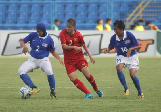 Việt Nam gặp Thái Lan ở bán kết giải bóng đá nữ U16 Đông Nam Á ảnh 1
