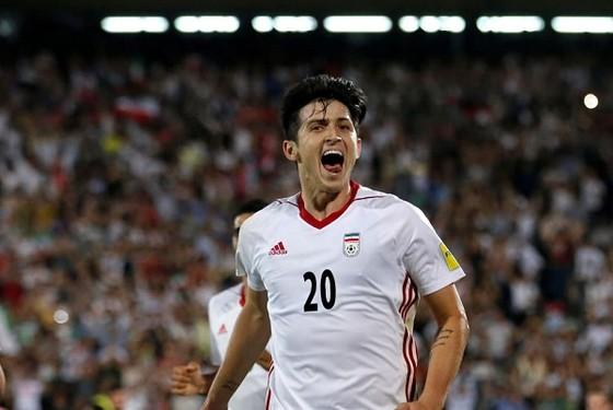 Sardar Azmoun – Niềm hy vọng ghi bàn của Iran