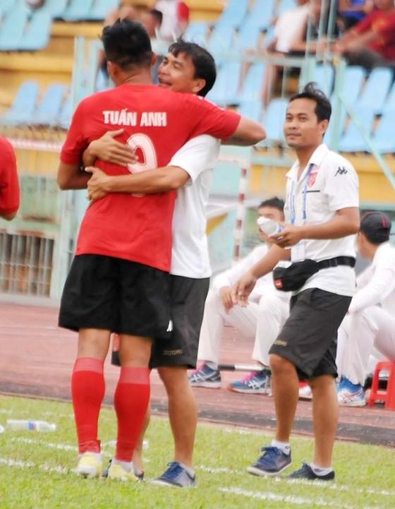 """Hà Nội B """"đè bẹp"""" Bình Định, Long An thắng kịch tính ở vòng 6 giải hạng Nhất 2018 ảnh 1"""