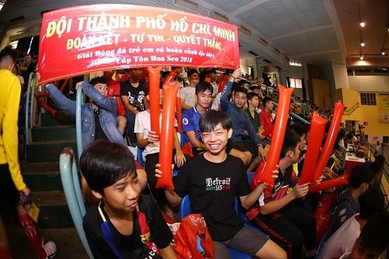 Giải bóng đá trẻ em có hoàn cảnh đặc biệt: Hà Nội toàn thắng ở vòng loại  ảnh 1