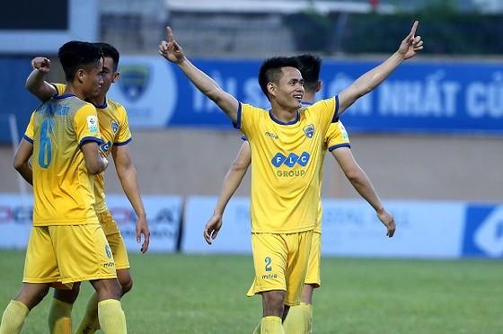 Thanh Hóa có chiến thắng quan trọng trước Đà Nẵng. Ảnh: MINH HOÀNG