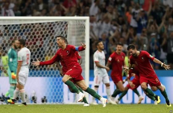 Ronaldo đang có tầm ảnh hưởng rất lớn ở đội tuyển Bồ Đào Nha