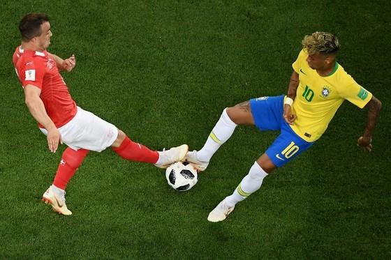 Brazil với những trông chờ vào Neymar