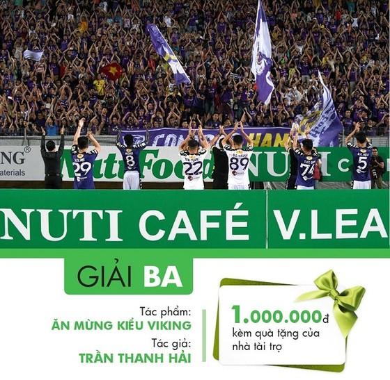 """Cuộc thi ảnh """"Sắc màu Nuti Cafe V-League 2018"""": Tác phẩm """"Nỗ lực"""" về nhất tháng 5 ảnh 6"""