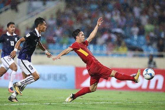 Đội tuyển Việt Nam được xếp vào nhóm hạt giống thứ 3. Ảnh: MINH HOÀNG