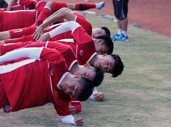 U19 Việt Nam thả lỏng sau trận hòa Thái Lan ảnh 3