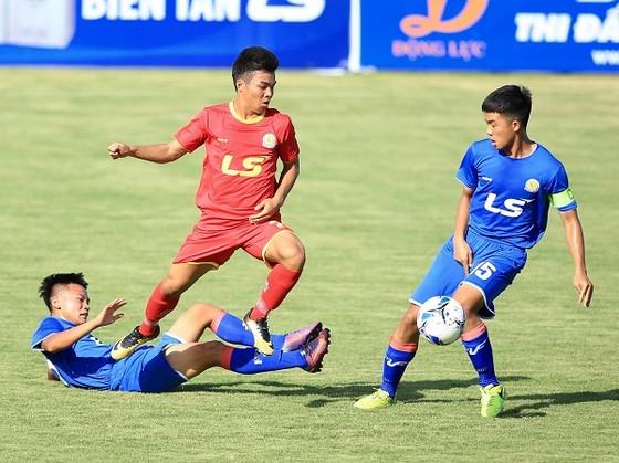 Hấp dẫn hai trận bán kết giải U17 quốc gia - Cúp Thái Sơn Nam 2018 ảnh 1