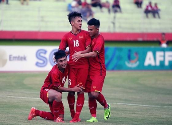 Việt Nam thắng đậm Philippines tại giải U19 Đông Nam Á 2018 ảnh 1