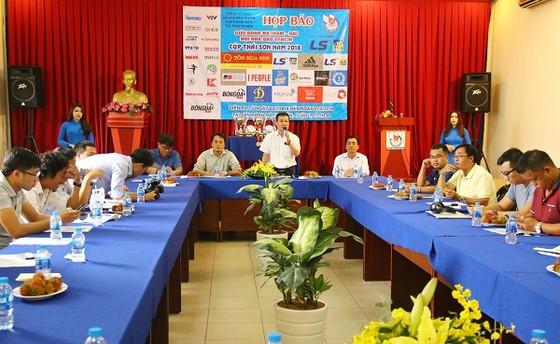 Giải bóng đá Hội nhà báo TPHCM - Cúp Thái Sơn Nam 2018 ảnh 1