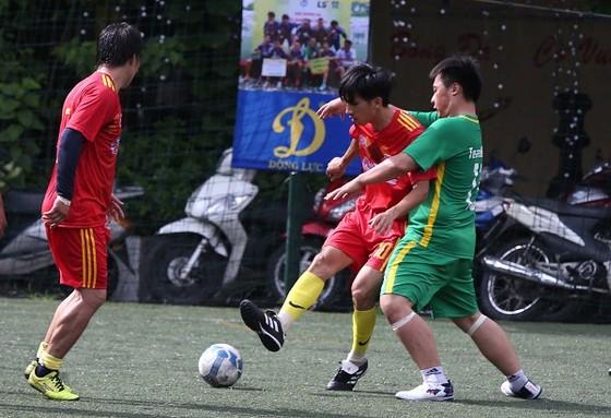 Khởi tranh Giải Futsal Hội nhà báo TPHCM - Cup Thái Sơn Nam 2018 ảnh 3