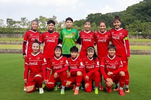 Thi đấu giao hữu: Đội tuyển nữ Việt Nam thua CLB nữ Okayama 0-2 ảnh 1