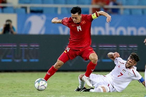 (trực tiếp)- Olympic Việt Nam - Olympic Uzbekistan 1-1: Đội chủ nhà vô địch với 3 trận bất bại ảnh 1