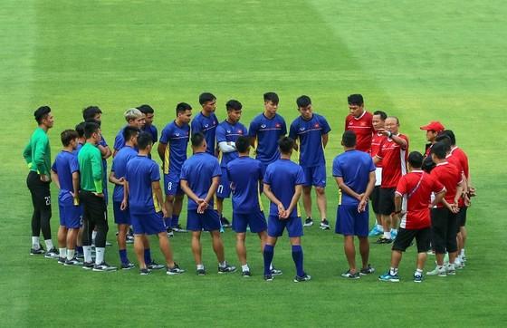 Olympic Việt Nam gặp khó trong những ngày đầu ở Jakarta ảnh 3