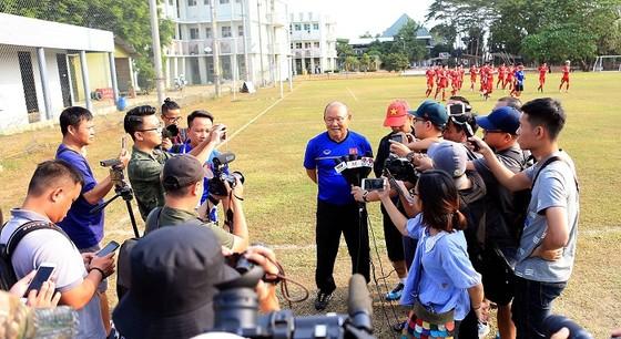 Olympic Việt Nam thoải mái chờ Nhật Bản ảnh 1
