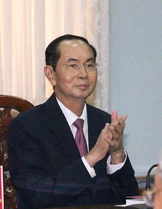 Chủ tịch Tôn Đức Thắng - Người cộng sản mẫu mực, nhà lãnh đạo nổi tiếng của cách mạng Việt Nam ảnh 1