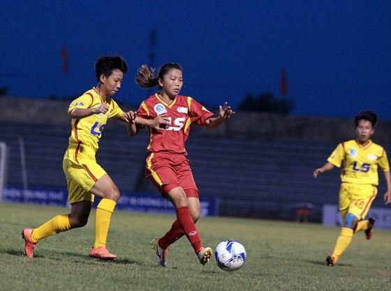 Vòng 9 giải bóng đá nữ VĐQG 2018: Hà Nội tăng tốc? ảnh 1