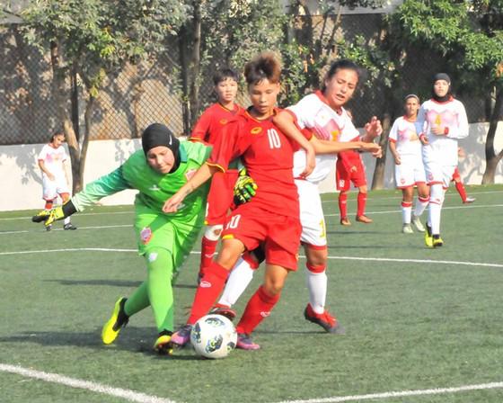 Các đội trẻ của Việt Nam cùng thua trận ảnh 1