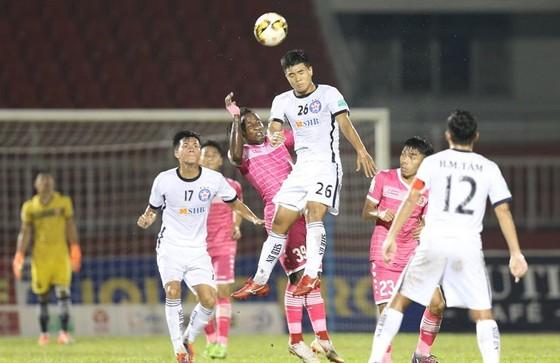 Hạ Đà Nẵng 1-0, CLB Sài Gòn tiến gần vé trụ hạng thành công ảnh 1