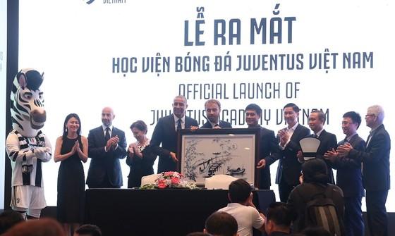 Học viện bóng đá Juventus Việt Nam chính thức thành lập ảnh 1